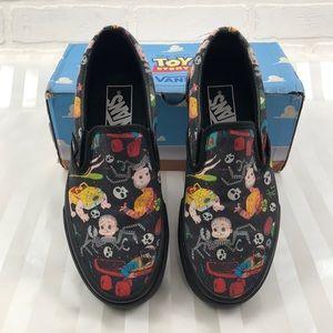 Women s Toy Story Vans Shoes on Poshmark 5885f97fc